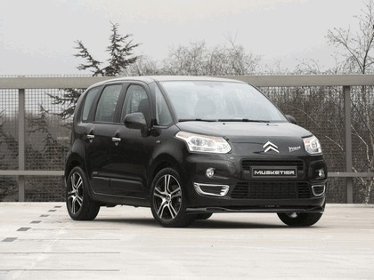 2009 Citroen C3 Picasso by Musketier 3