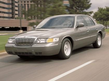 2002 Mercury Grand Marquis 1
