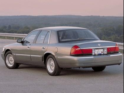 2002 Mercury Grand Marquis 2