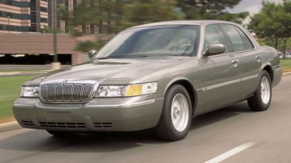 2002 Mercury Grand Marquis 5
