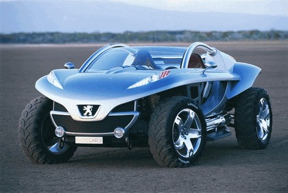 2003 Peugeot Hoggar concept 6
