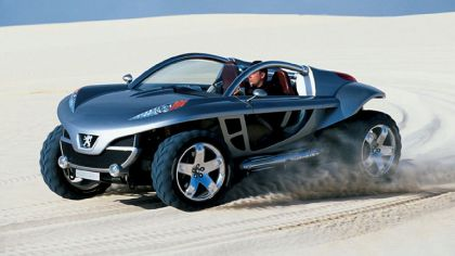 2003 Peugeot Hoggar concept 9