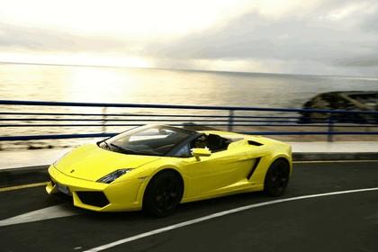 2009 Lamborghini Gallardo LP560-4 spyder 1