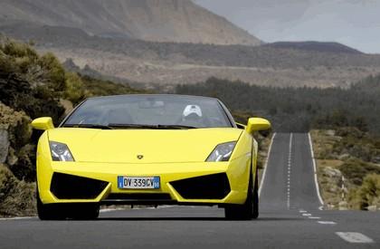 2009 Lamborghini Gallardo LP560-4 spyder 3