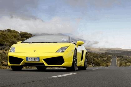 2009 Lamborghini Gallardo LP560-4 spyder 4