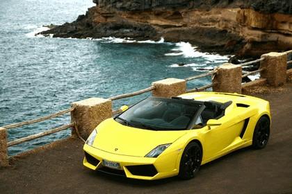 2009 Lamborghini Gallardo LP560-4 spyder 7