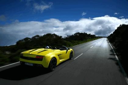 2009 Lamborghini Gallardo LP560-4 spyder 11