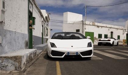 2009 Lamborghini Gallardo LP560-4 spyder 28