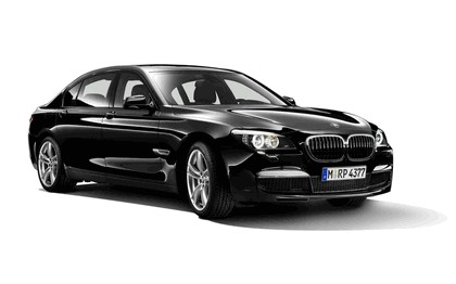 2009 BMW 7er M Sports Package 1