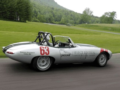 1963 Jaguar E-Type Select Edition Roadster Show Car #63 (2004 Season) 6