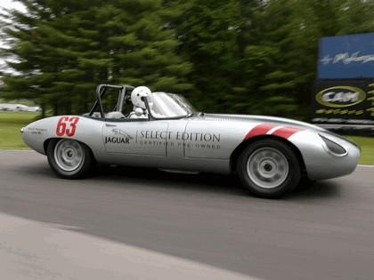 1963 Jaguar E-Type Select Edition Roadster Show Car #63 (2004 Season) 7