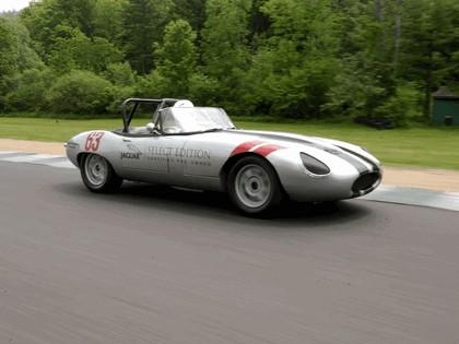 1963 Jaguar E-Type Select Edition Roadster Show Car #63 (2004 Season) 8