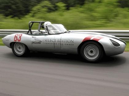 1963 Jaguar E-Type Select Edition Roadster Show Car #63 (2004 Season) 10