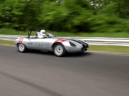1963 Jaguar E-Type Select Edition Roadster Show Car #63 (2004 Season) 19
