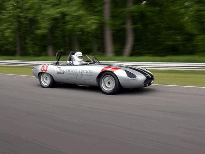 1963 Jaguar E-Type Select Edition Roadster Show Car #63 (2004 Season) 20