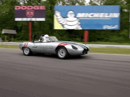 1963 Jaguar E-Type Select Edition Roadster Show Car #63 (2004 Season) 21