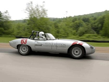 1963 Jaguar E-Type Select Edition Roadster Show Car #63 (2004 Season) 27