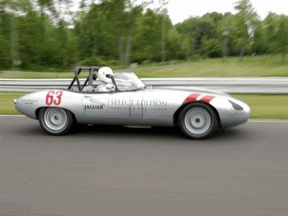 1963 Jaguar E-Type Select Edition Roadster Show Car #63 (2004 Season) 33