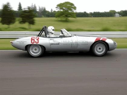 1963 Jaguar E-Type Select Edition Roadster Show Car #63 (2004 Season) 34