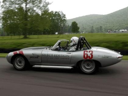 1963 Jaguar E-Type Select Edition Roadster Show Car #63 (2004 Season) 37
