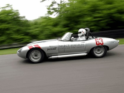 1963 Jaguar E-Type Select Edition Roadster Show Car #63 (2004 Season) 41
