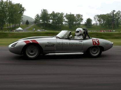 1963 Jaguar E-Type Select Edition Roadster Show Car #63 (2004 Season) 44