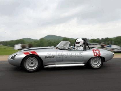 1963 Jaguar E-Type Select Edition Roadster Show Car #63 (2004 Season) 47