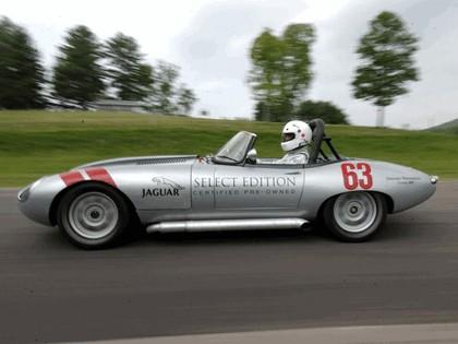 1963 Jaguar E-Type Select Edition Roadster Show Car #63 (2004 Season) 49