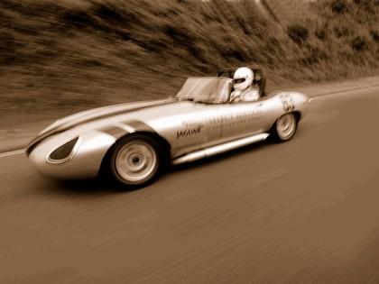 1963 Jaguar E-Type Select Edition Roadster Show Car #63 (2004 Season) 53