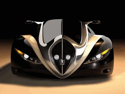 2003 Peugeot 4002 concept 3