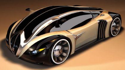 2003 Peugeot 4002 concept 7