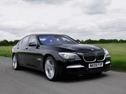 2009 BMW 7er M Sports Package - UK version 1