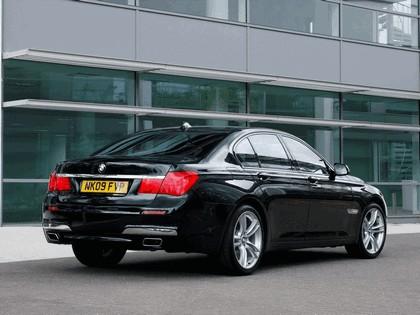 2009 BMW 7er M Sports Package - UK version 3