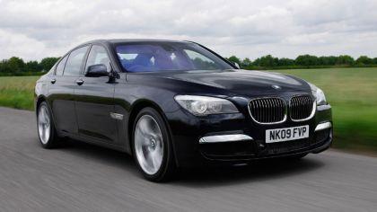 2009 BMW 7er M Sports Package - UK version 4