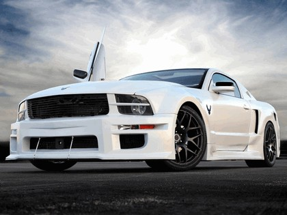 2009 Ford Mustang X-1 by Galpin Auto Sports 2