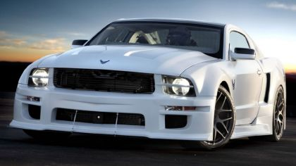 2009 Ford Mustang X-1 by Galpin Auto Sports 3