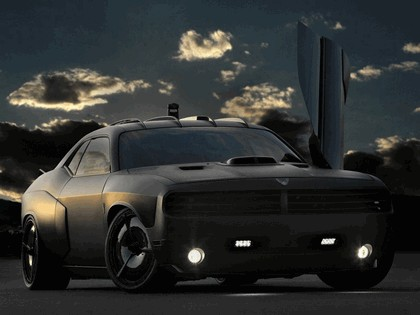 2009 Dodge Challenger Vapor by Galpin Auto Sports 1