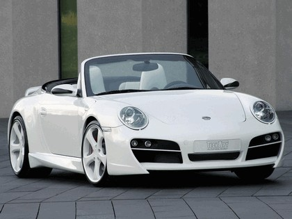 2009 Porsche 911 ( 997 ) Carrera 4S cabriolet by TechArt 1