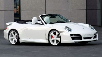 2009 Porsche 911 ( 997 ) Carrera 4S cabriolet by TechArt 5
