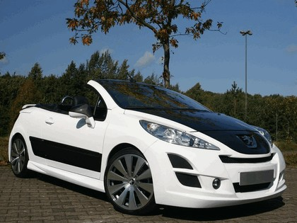 2007 Peugeot 207 CC Engarde by Musketier 3