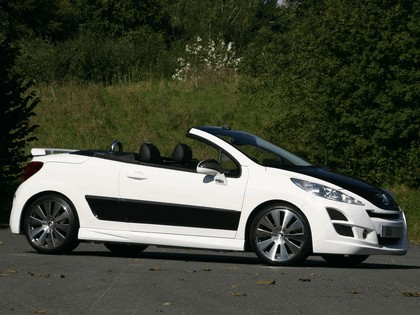 2007 Peugeot 207 CC Engarde by Musketier 4