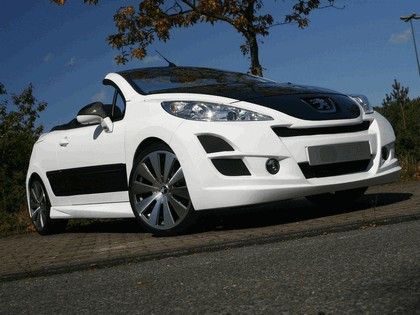 2007 Peugeot 207 CC Engarde by Musketier 5