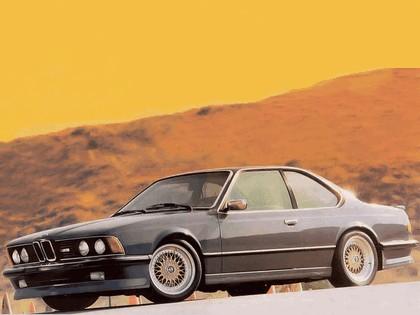 1986 BMW M6 ( E24 ) 1