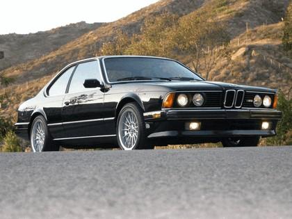 1986 BMW M6 ( E24 ) 2