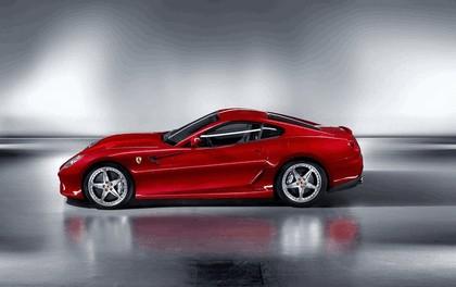 2009 Ferrari 599 GTB Fiorano Handling GT Evoluzione 1