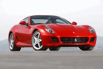 2009 Ferrari 599 GTB Fiorano Handling GT Evoluzione 4