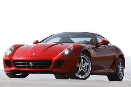2009 Ferrari 599 GTB Fiorano Handling GT Evoluzione 6
