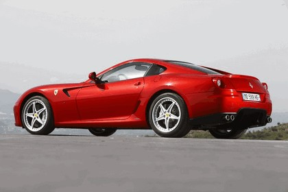 2009 Ferrari 599 GTB Fiorano Handling GT Evoluzione 8