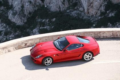 2009 Ferrari 599 GTB Fiorano Handling GT Evoluzione 16