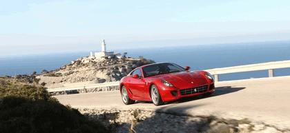 2009 Ferrari 599 GTB Fiorano Handling GT Evoluzione 18